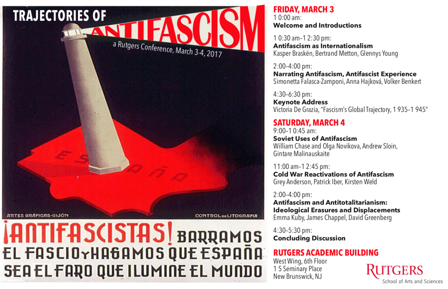Antifascism conference