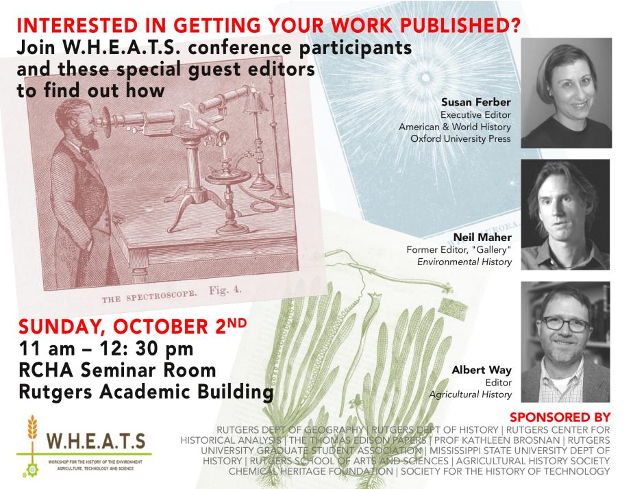 WHEATS Panel Flyer